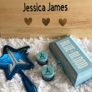 Jeffree Star Blue Blood Bundle NIB